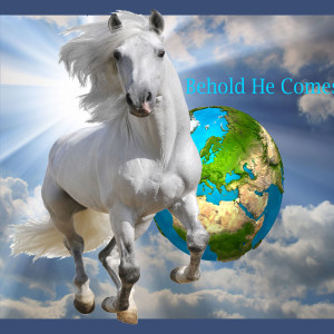 Worship Flag behold He comes