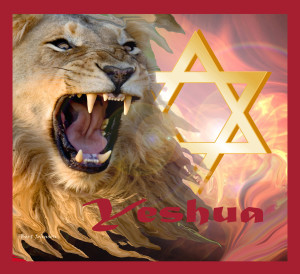 Lion of Judah Worship Flag